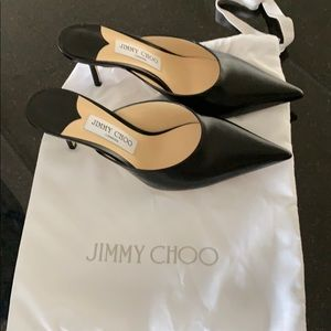Jimmy choo mule pumps